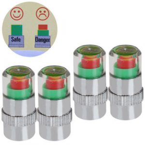 Christmas Car Gifts: Tyre Pressure Valve Caps